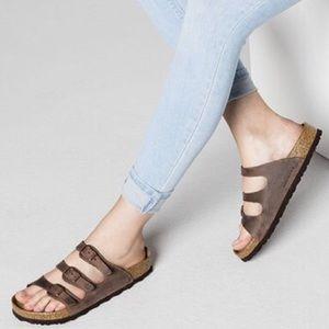 Birkenstock Florida 3-strap sandals